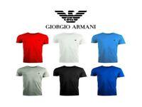 Men's Armani Jeans Crew Necks