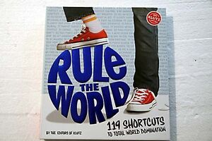 NEW - Rule the World - by Klutz Kingston Kingston Area image 1