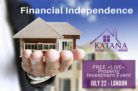 Steps To Financial Freedom through Property Investing June 22nd FREE LUNCH EVENT