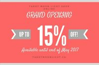 up to 15%- Tarot MOON Lights Shop Plus Readings