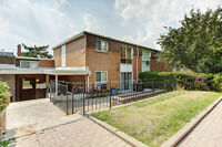2Bed & 1Bath Townhouse For Sale in Booming Don Mills & Sheppard!