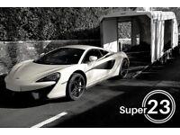 Super23 Enclosed Car Transport Service Scotland & United Kingdom