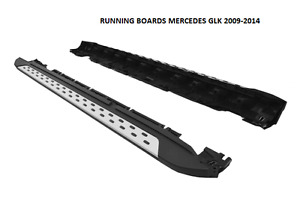 RUNNING BOARDS MERCEDES GLK 2009-2014 somperformance.com