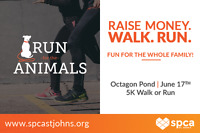 SPCA 5K For The Animals