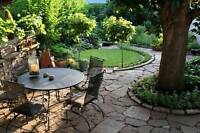 ***WE OFFER LANDSCAPING AND INTERLOCK SERVICES***