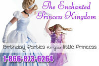 The Best Princess Parties on the West Coast