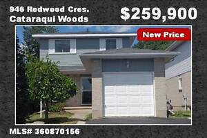 Nicely Updated 3 Bedroom, 3 bath, Single Home in Cat Woods.