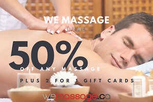 RMT Massage In-home, office, hotel   and Spa locations