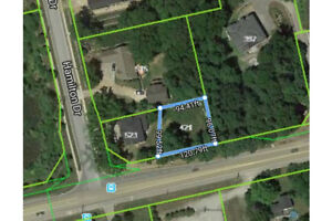 Great opportunity to Build in Ancaster