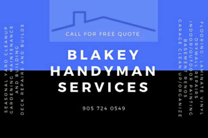Skilled Handyman and General Contractor