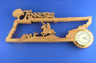State of Tennessee Clock
