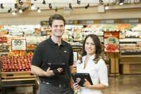 Part Time Merchandiser Positions in Markham, Oshawa, and Toronto