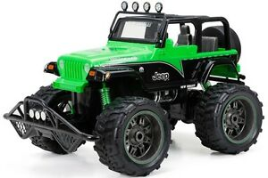 New RC monster jeep