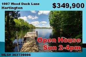 Open House Sun Oct 23rd., 2-4pm -1007 Wood Duck Lane