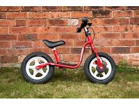 Puky Red Balance Bike (Fire Department)