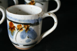 Cups - Set of 4, New Hand Made Pottery Kingston Kingston Area image 1