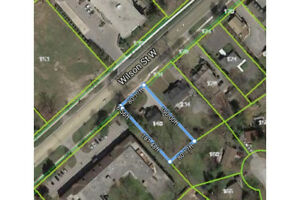 Development Potential in sought after Ancaster Location