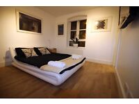 Kings Cross Zone1 All Incl Luxury En-Suite Dbl Room Overlooking Nature Reserve & Canal £1249