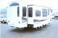 36' Fifth Wheel with 4 Slides