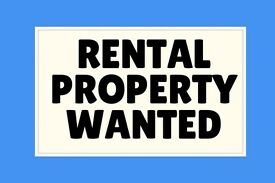 Rental Property Wanted - Approx £150 p/w - responsible renter & young professional. Needed ASAP.