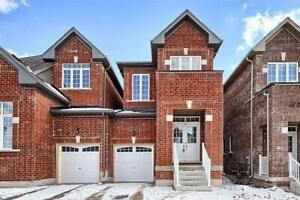 2 Story Semi-Detached 4 Rent in Markham Rd & Steeles 3Bed 3Bath
