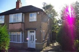3 Bed, newly refurbished, semi-detached house with driveway looking for tenant for November.
