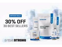 Myprotein Black Friday 50% offer Coupons and Deals 2017 - Black friday shopping offers