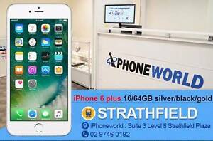 Iphone 6 plus 16/64gb MINT condition Strathfield Strathfield Area Preview