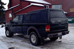 1997 Ford Ranger XLT - 4WD w/ Extended Cab