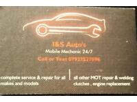 complete auto repair and service.