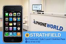 iPhone 3GS 16GB Black Used // more 3GS available ... Strathfield Strathfield Area Preview