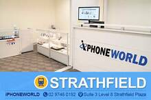 Strathfield - Best place for used and new iPhones. Swap available Strathfield Strathfield Area Preview