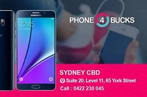 GALAXY NOTE 5 32GB USED SPOTLESS condition is for sale Sydney City Inner Sydney Preview