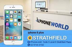 I PHONE 6 PLUS 64GB Used Excellent condition //Warranty available Strathfield Strathfield Area Preview