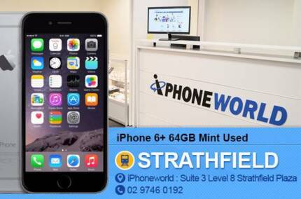 iPhone 6+ Plus 64GB Space Grey Strathfield Strathfield Area Preview