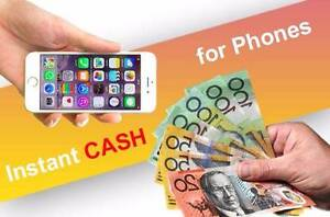 * INSTANT CASH FOR MOBILE PHONES  -  WE BUY YOUR PHONES Strathfield Strathfield Area Preview