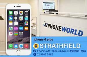 I PHONE 6 128GB NEW NEVER USED // UNLOCKED Strathfield Strathfield Area Preview