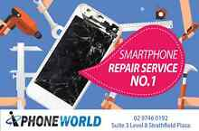 Repair your iphones! // strathfield // on the spot service Strathfield Strathfield Area Preview