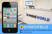 iphone 4 16GB NEW 100% UNLOCKED Strathfield Strathfield Area Preview