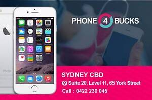 I PHONE 6 16GB excellent CONDITION with Warranty!! Sydney City Inner Sydney Preview