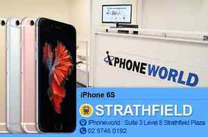 iphone 6s 16gb silver -  Used CONDITION Strathfield Strathfield Area Preview
