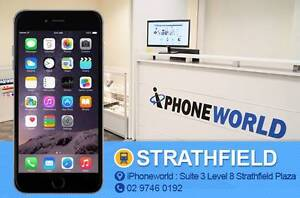 *** IPHONE 6 16GB USED  Special CONDITION Strathfield Strathfield Area Preview