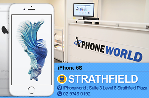 ** iphone 6S 64GB Used condition UNLOCKED Strathfield Strathfield Area Preview