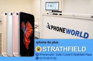 Iphone 6s plus 128GB BRAND NEW //AU STOCK// GENUINE Strathfield Strathfield Area Preview