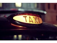 Part-Taxi-Driver Wanted. Over 25 Years Of Age