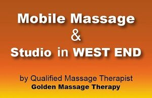 $50/hr for first Massage in West End Studio West End Brisbane South West Preview