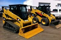 Bobcat Services, Excavation Services, and Hauling Services