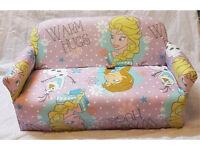 Frozen character children's sofa