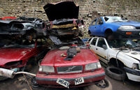 Wanted:Get Best Price For Scrap/Damaged/Old Cars 416-669-6452