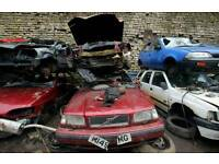 ££££ scrap cars, vans and bikes collected